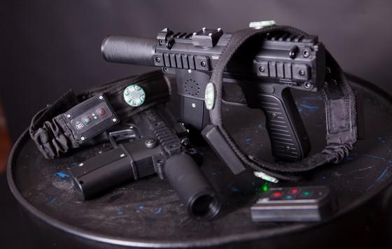 Комплект лазертаг оборудования Inspire BFG