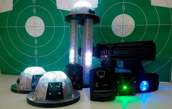"""Контрольная Точка """"GAME4BIZ. LED"""""""
