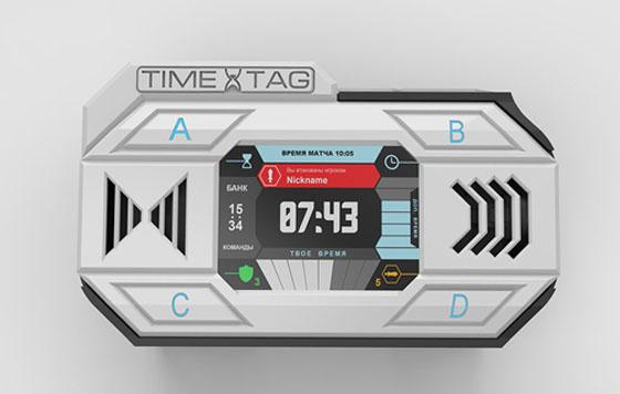 Игровая консоль Таймтаг 3.0